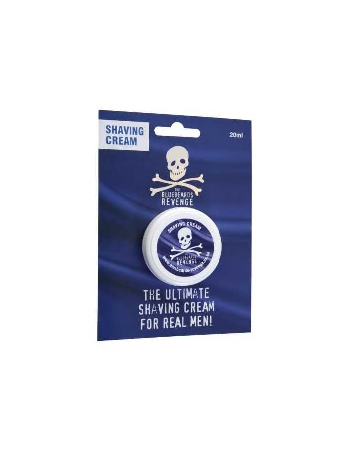 The Bluebeards Revenge Luxury Shaving Cream Sample 20ml 0988 The Bluebeards Revenge Shaving Testers €3.75 -15%€3.02