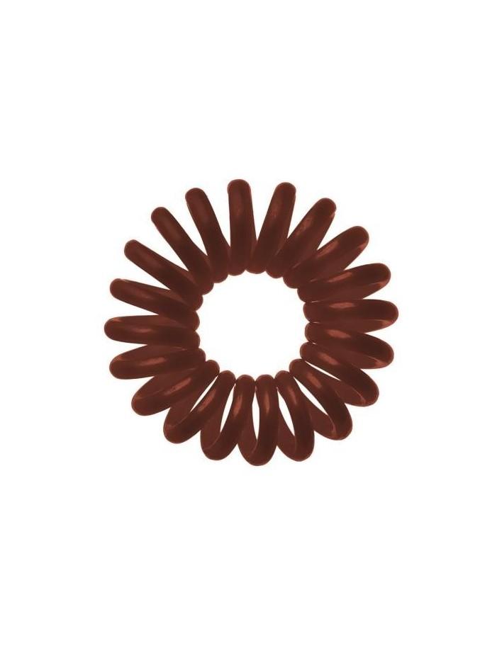 Κοκαλάκια Μαλλιών Invisibobble Traceless Hair Ring Chocolate Brown 3x 1025 Invisibobble Κοκαλάκια €5.99 €4.83