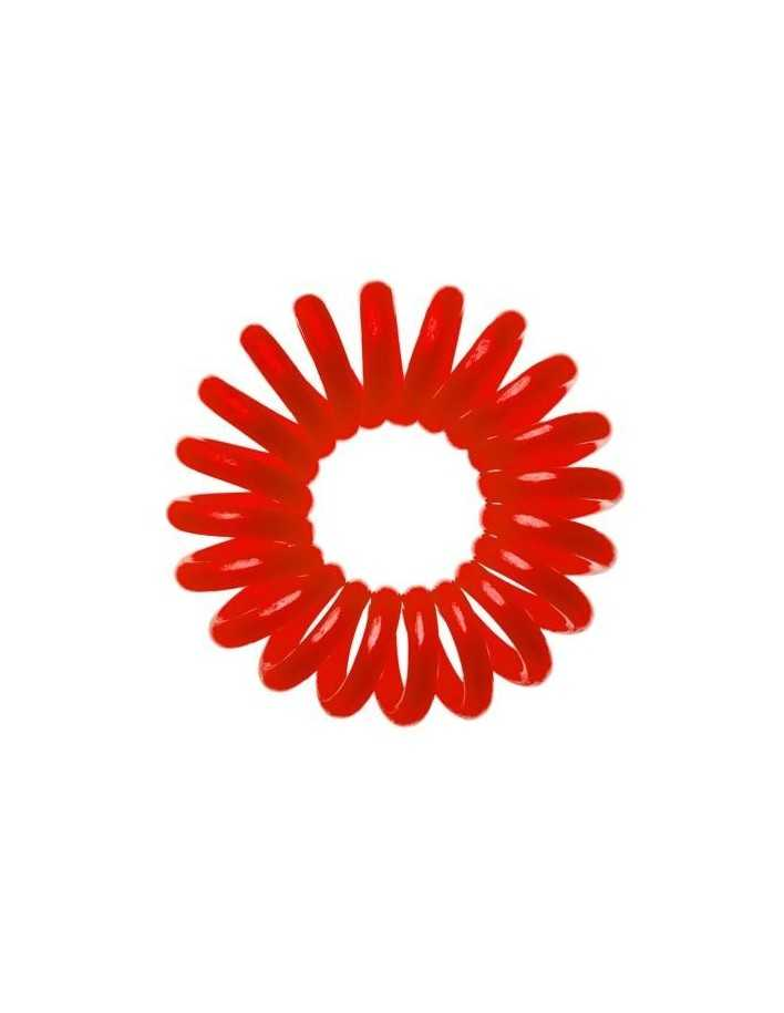 Κοκαλάκια Μαλλιών Invisibobble Traceless Hair Ring Raspberry Red 3x 0981 Invisibobble Κοκαλάκια €5.99 €4.83