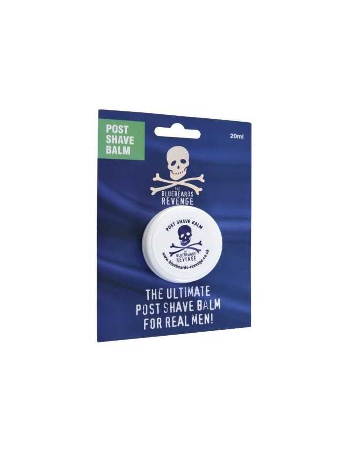The Bluebeards Revenge Post Shave Balm Sample 20ml 0989 The Bluebeards Revenge Shaving Testers €3.75 -15%€3.02