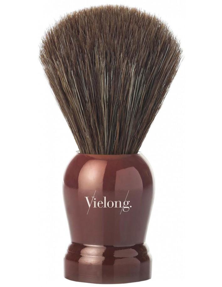 Πινέλο Ξυρίσματος Αλόγου Alter Με Καφέ Τρίχες Vielong B0310921 Knot 21mm 11169 Vie-Long Πινέλα Αλόγου €12.50 -5%€10.08