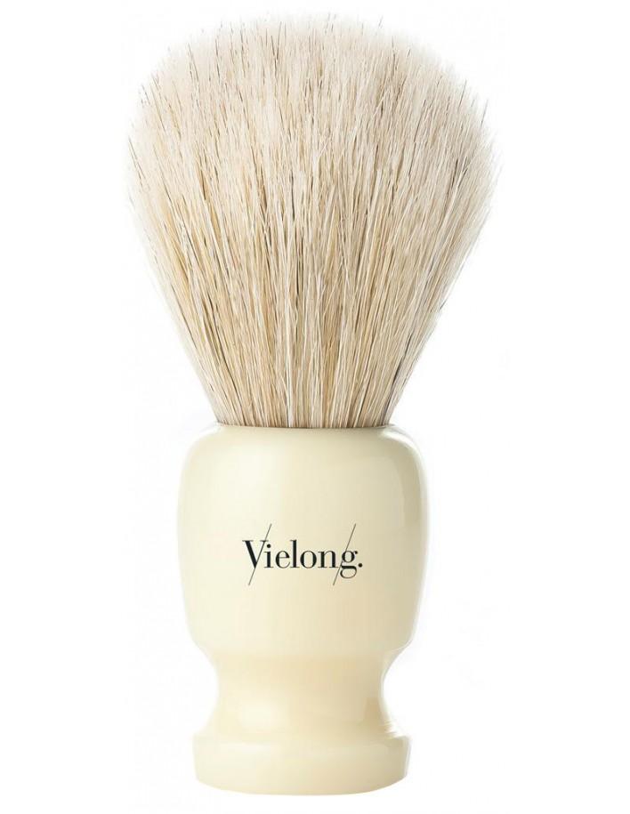 Πινέλο Ξυρίσματος Αλόγου Comte Με Λευκές Τρίχες Vielong Knot 21mm B0220521 11174 Vie-Long Πινέλα Αλόγου €27.60 -5%€22.26