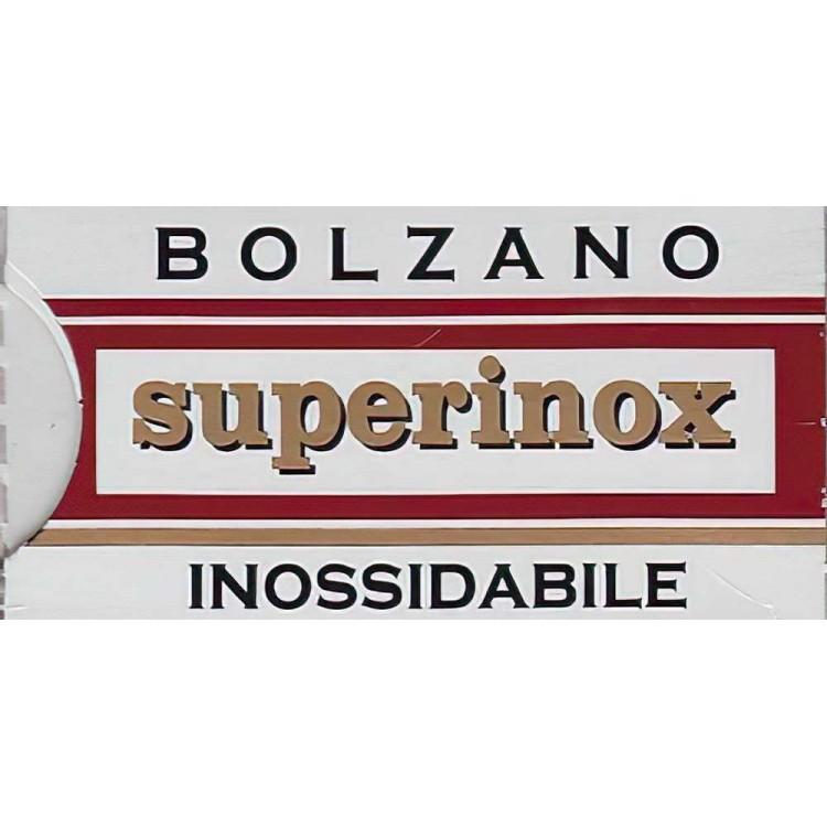 Ξυραφάκια Bolzano Superinox Pack 5 Λεπίδες 0718 Bolzano Λεπίδες - Ξυραφάκια €0.80 €0.65