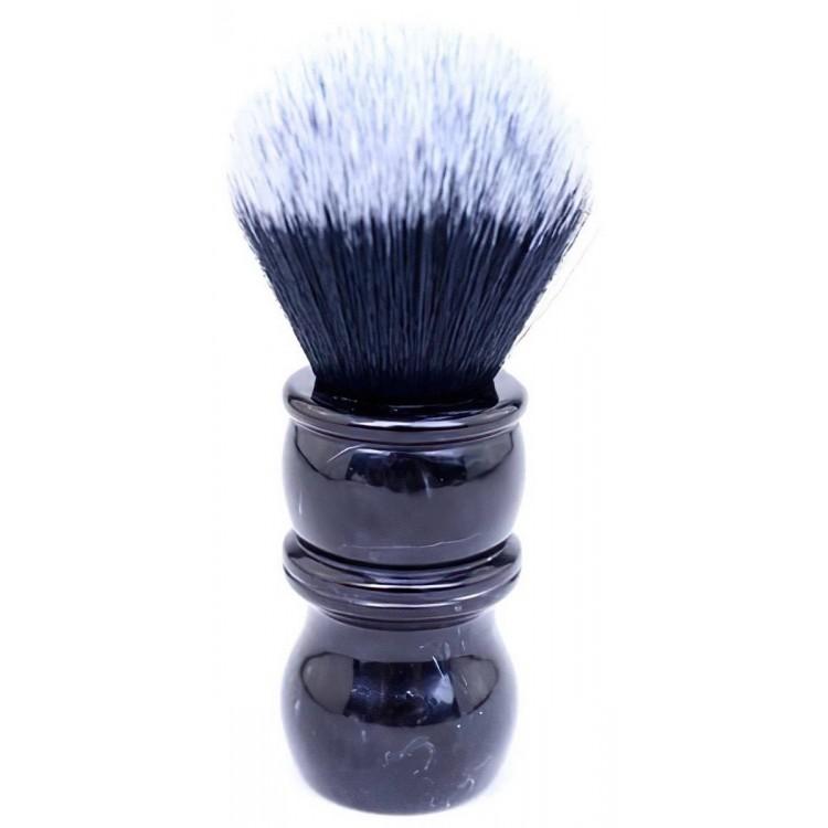 Συνθετικό Πινέλο Ξυρίσματος Yaqi Marble Black & White Tuxedo R151016-S2 Knot 24mm 8819 Yaqi Yaqi Brushes €18.57 -15%€14.98