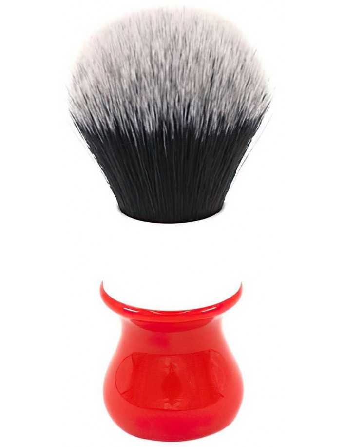Yaqi Πινέλο Ξυρίσματος Synthetic Ferrari Tuxedo White Version R1732 Knot 26mm 8818 Yaqi Yaqi Brushes €18.90 -15%€15.24