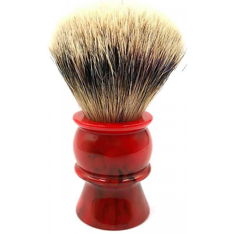 Πινέλο Ξυρίσματος Ασβού Silvertip Yaqi Red Resin Handle R1605-B1 Knot 24mm 10011 Yaqi Yaqi Brushes €37.25 -9%€30.04
