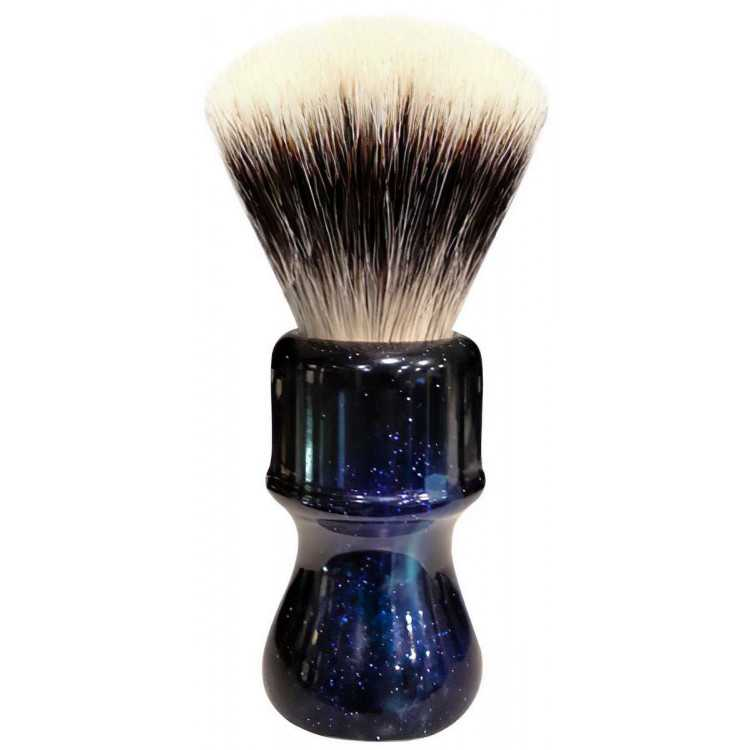Yaqi Πινέλο Ξυρίσματος Ασβού Two Band Badger Mysterious Space Color R1731B2F Knot 24mm 10005 Yaqi Yaqi Brushes €33.96 -15%€27.39