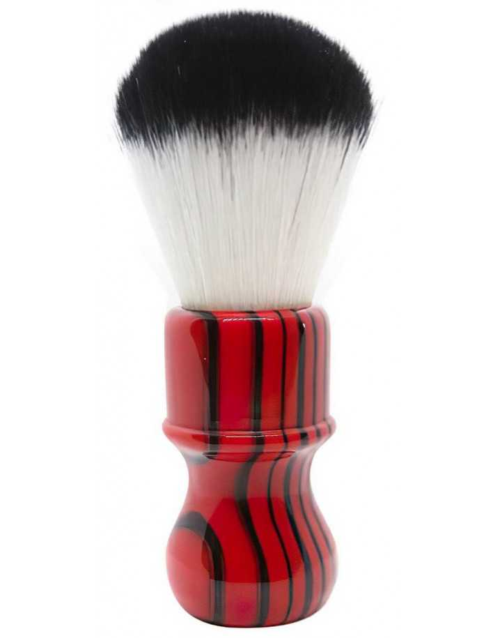 Πινέλο Ξυρίσματος Yaqi Synthetic Evil Zebra R1717 Knot 26mm 8816 Yaqi Yaqi Brushes €16.50 -15%€13.31