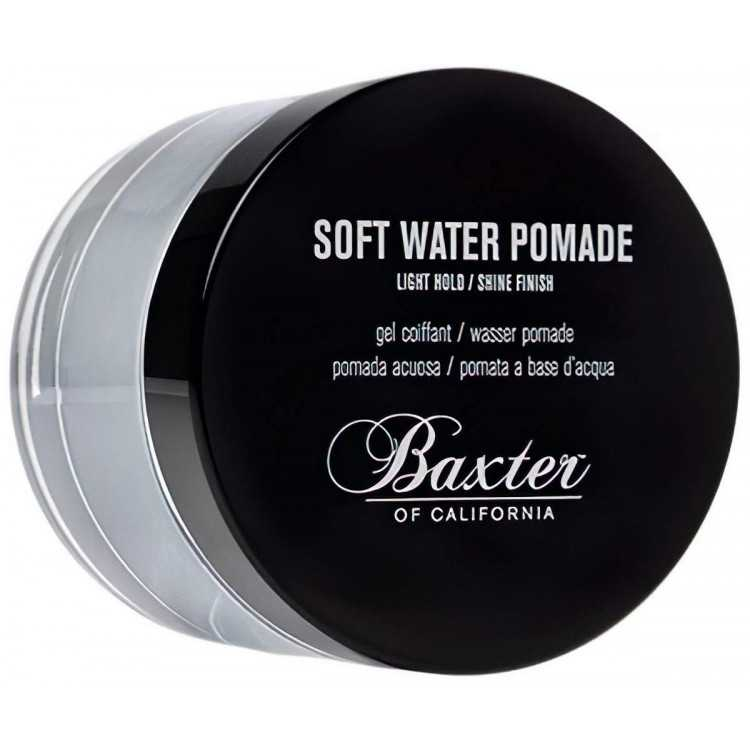 Baxter of California Soft Water Pomade 60ml 0558 Baxter Of California Washable Pomades €21.90 -12%€17.66