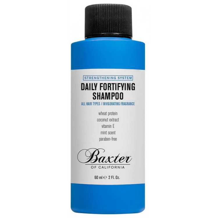 Baxter of California Daily Fortifying Shampoo Travel Size 60ml 6953 Baxter Of California Σαμπουάν €9.80 -12%€7.90