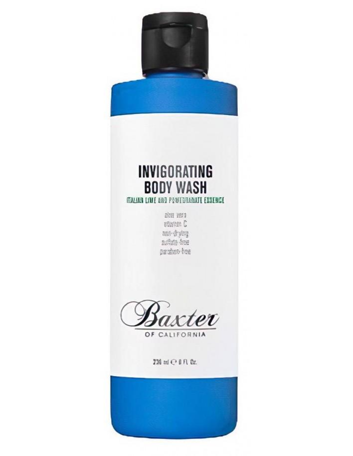 Baxter Of California Invigorating Body Wash Lime & Pomegranate 236ml 5302 Baxter Of California Bath & Shower Gel €18.60 -20%€...