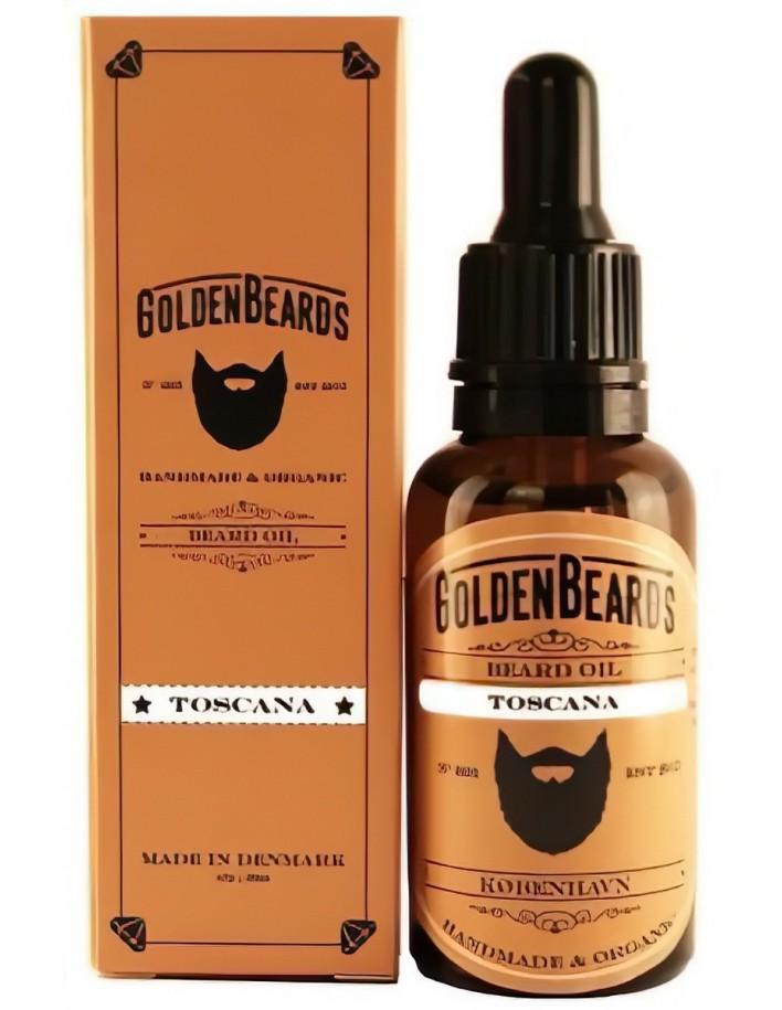 GoldenBeards Toscana Beard Oil 30ml 4962 GoldenBeards Λάδι Γενιών €17.90 -0%€14.44