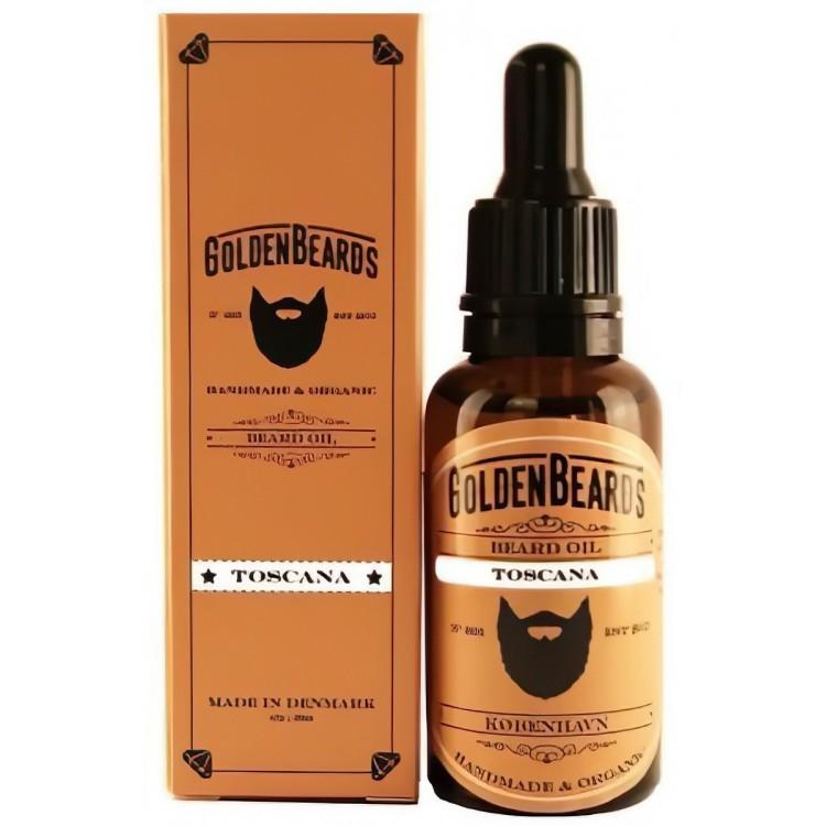 GoldenBeards Toscana Beard Oil 30ml 4962 GoldenBeards Beard Oil €17.90 -0%€14.44