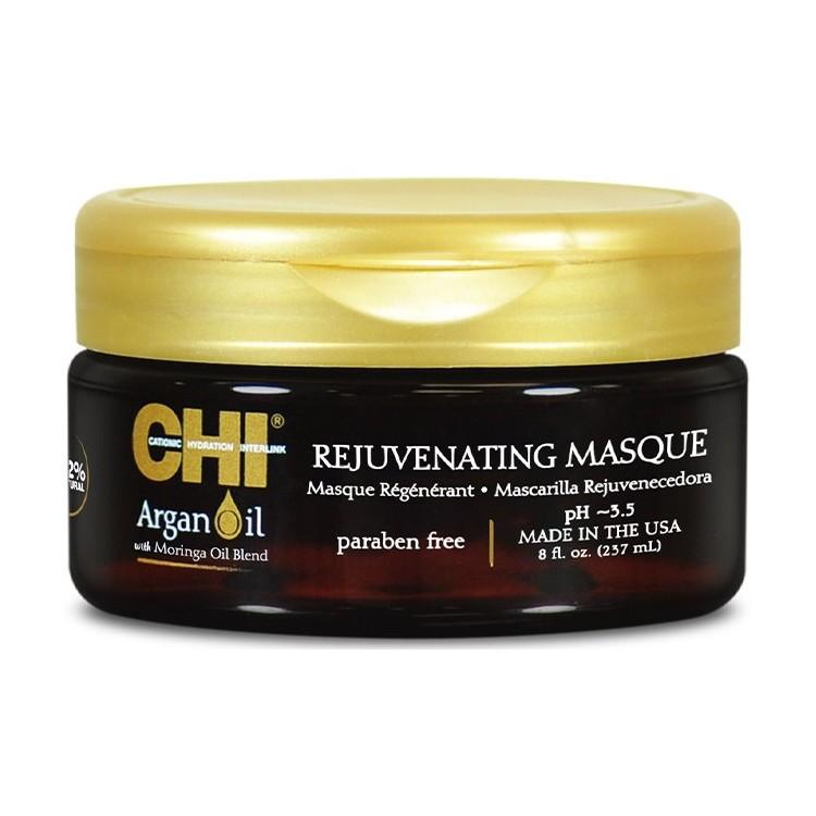 Μάσκα Μαλλιών Αναζωογόνησης με Argan Oil & Moringa Oil CHI 237ml 5182 Chi Ξηρά Μαλλιά €18.70 -0%€15.08