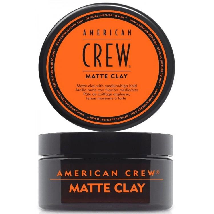 Ματ Πηλός Μαλλιών American Crew 85gr 11253 American Crew Medium Clay €13.35 -10%€10.77