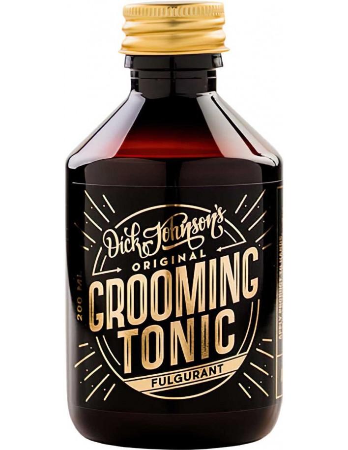 Dick Johnson Grooming Tonic Fulgurant 200ml 7423 Dick Johnson Hair Tonic €19.90 -20%€16.05