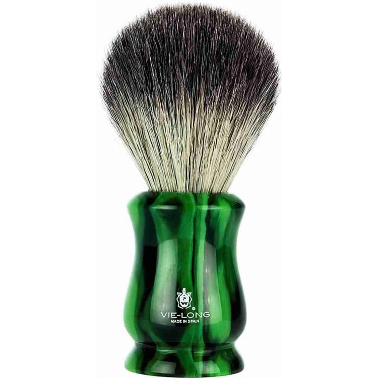 Πινέλο Ξυρίσματος Ασβού Black Badger Vielong Knot 24mm & Βάση Πινέλου 16732 11326 Vie-Long Best €49.34 -9%€39.79