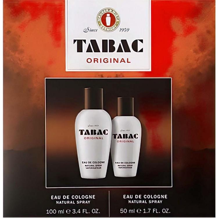 Tabac Original Kit Eau De Cologne Natural Spray Vaporisateur 100ml & 50ml 5906 Tabac Αρώματα Gift Sets €25.17 -9%€20.30