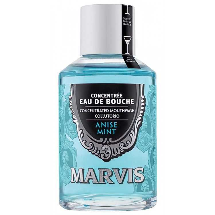 Marvis Mouthwash Concentrate Anise Mint 120ml 8257 Marvis Στοματικά Διαλύματα €13.90 €11.21