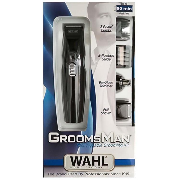 Wahl GroomsMan Pro 9685-016 Με 4 Κεφαλές 9301 Wahl Wahl €39.90 €32.18