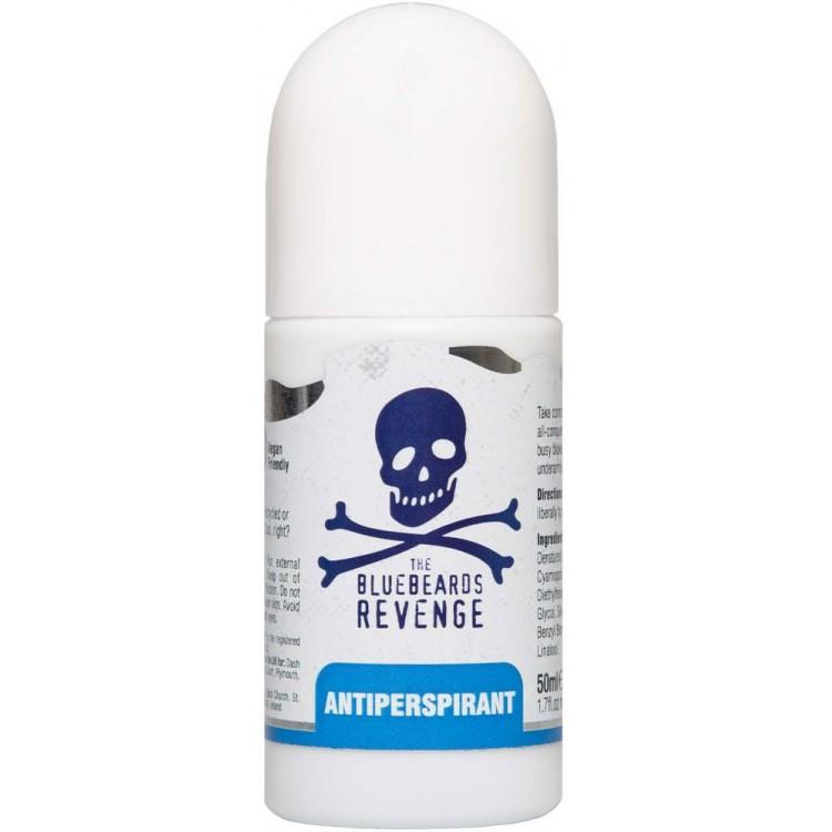Αποσμητικό Roll-on Anti-Perspirant The Bluebeards Revenge 50ml 11562 The Bluebeards Revenge Deodorant €4.60 -15%€3.71