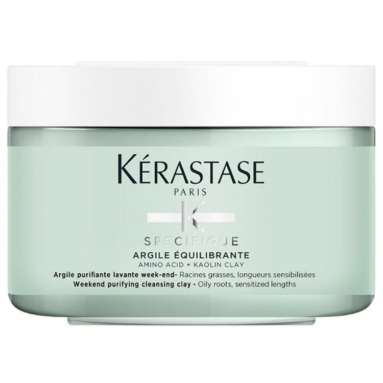 Άργυλος για Λιπαρά Μαλλιά Specifique Argile Equilibrante Kerastase 250ml 11817 Kerastase Paris Λιπαρά Μαλλιά €41.13 -17%€33.17