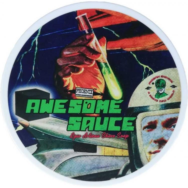 Σαπούνι Ξυρίσματος Awesome Sauce CK-6 Phoenix Artisan Accoutrements 142gr 11843 Phoenix Artisan Shaving Soap €33.22 -10%€26.79