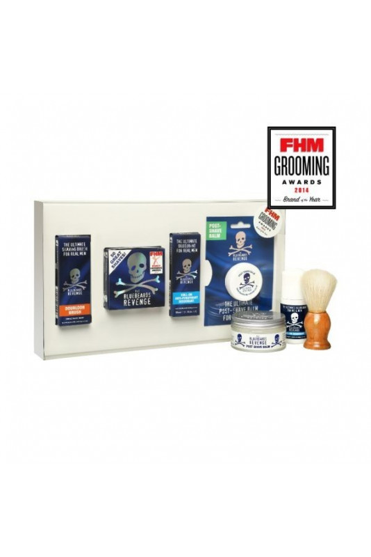 The Bluebeards Revenge Starter Kit 1517 The Bluebeards Revenge Shaving Starter Kits €27.95 -15%€22.54