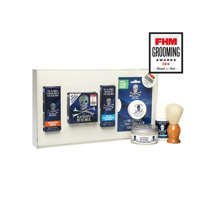 The Bluebeards Revenge Starter Kit 1517 The Bluebeards Revenge Shaving Starter Kits €27.95 €22.54