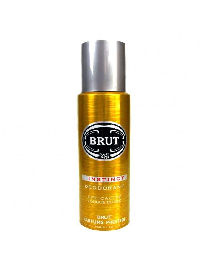 Brut Instinct Deodorant Spray 200ml 1570 Brut Deodorant  €3.50 €2.82