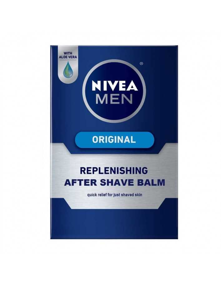 Nivea Original Replenishing After Shave Balm 100ml 1589 Nivea Creme Balm €7.20 €5.81