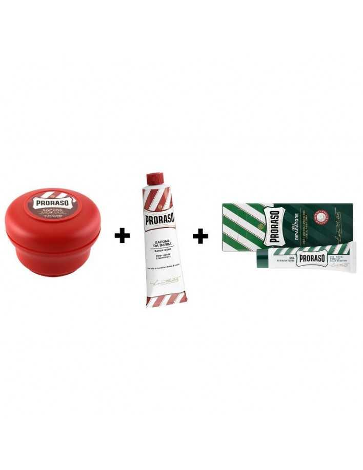 Proraso Starter Red Pack 1807 Proraso Shaving Starter Kits €10.80 -10%€8.71
