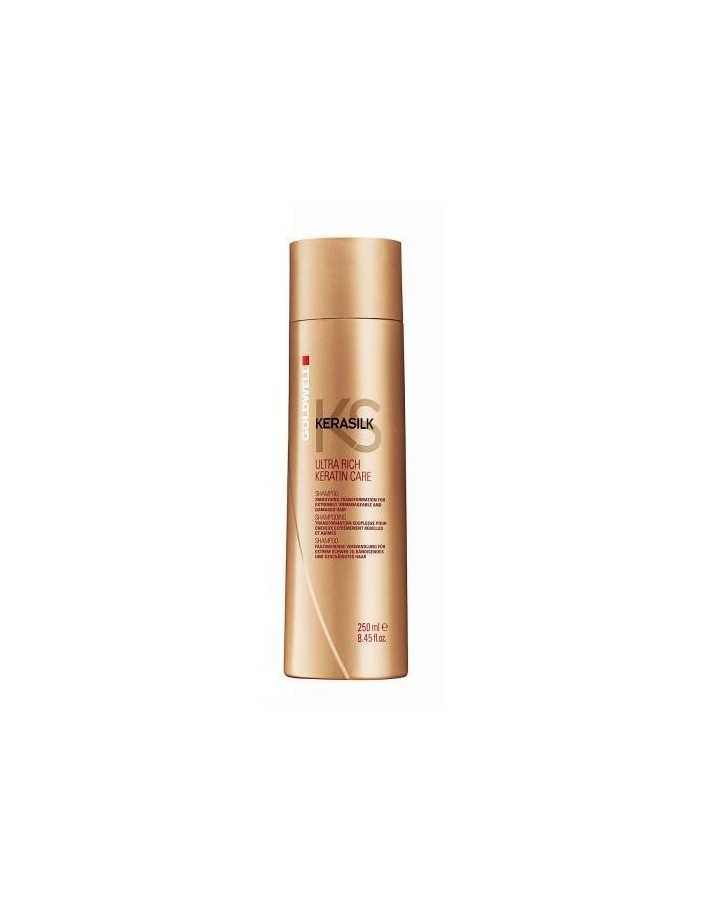 Goldwell Kerasilk Ultra Rich Keratin Care Shampoo 250ml