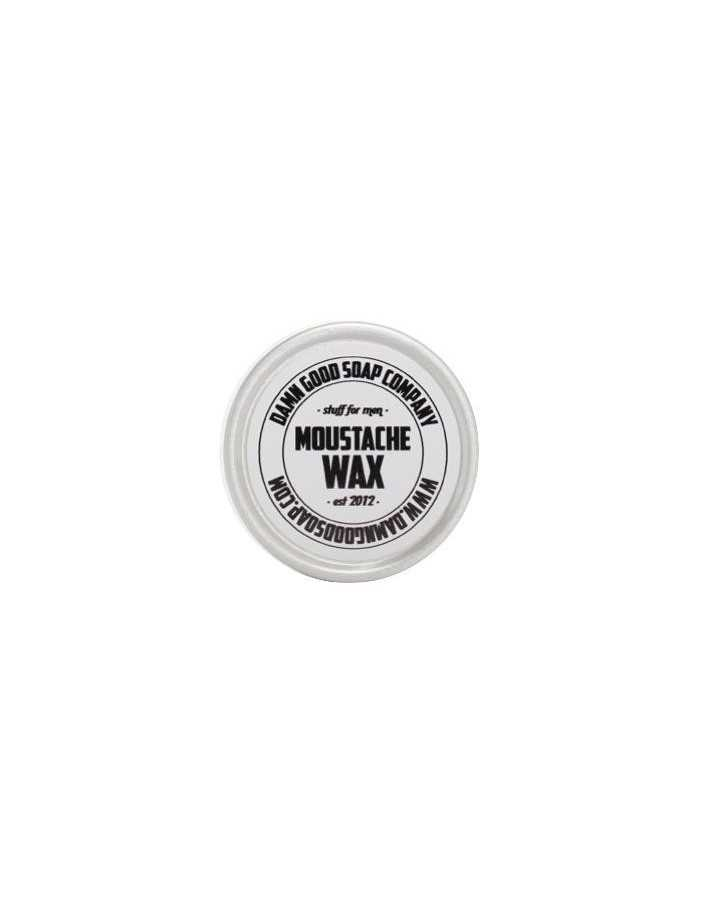 Damn Good Soap Moustache Wax 14gr 1695 Damn Good Soap Company Mustache €12.95 €10.44