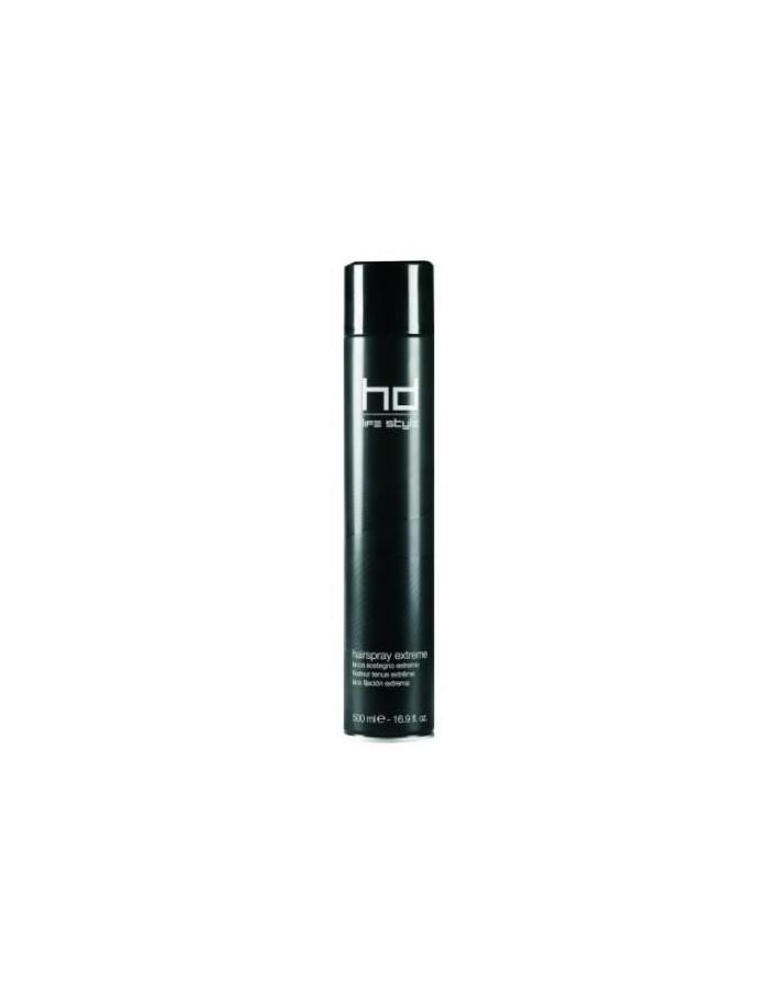HD Life Style Hairspray Extreme hairspray 500ml 0807 Hd Life Style Finishing Sprays €6.39 €5.15