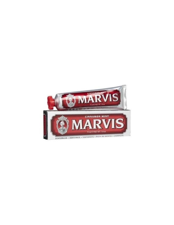 Marvis Οδοντόκρεμα Cinnamon Mint 75ml 0654 Marvis Οδοντόκρεμες €6.90 product_reduction_percent€5.56