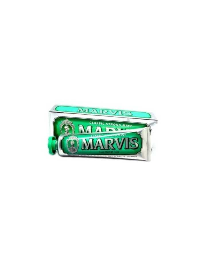 Marvis Toothpaste Classic Strong Mint 75ml 0653 Marvis Toothpaste €6.90 product_reduction_percent€5.56