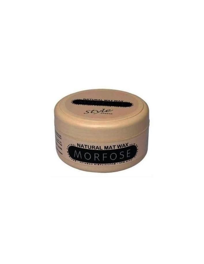 Morfose Natural Mat Wax 120ml