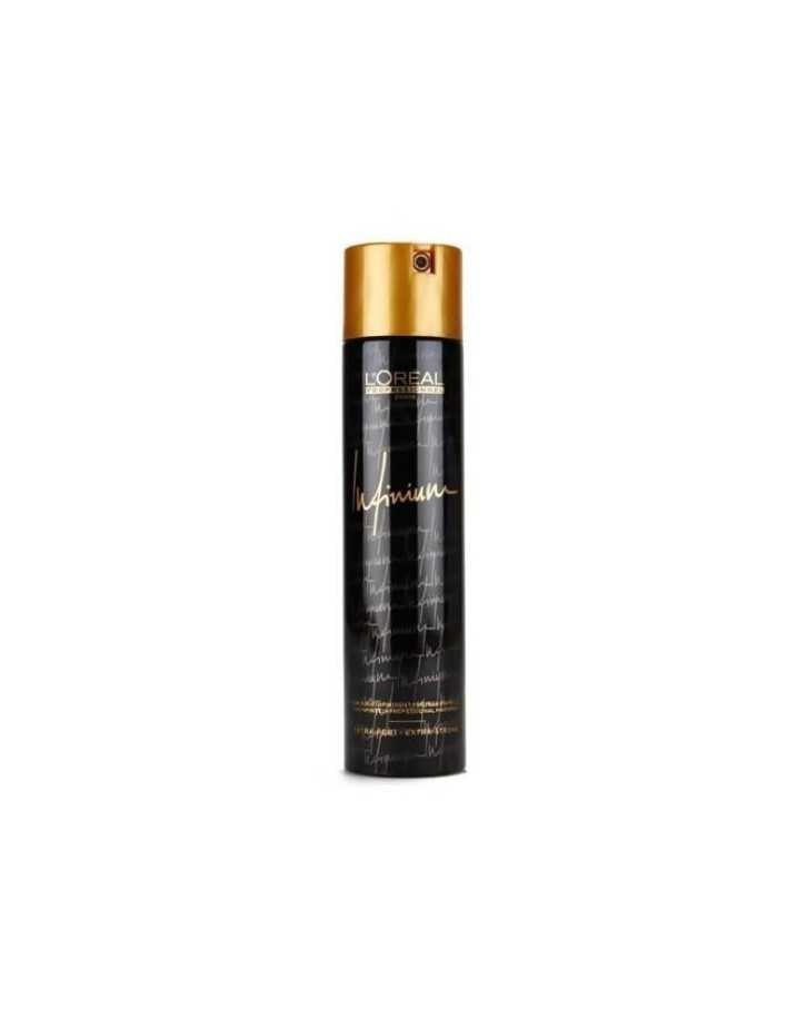 Loreal Professionel Infinium Fort Extra Strong Λακ 500ml