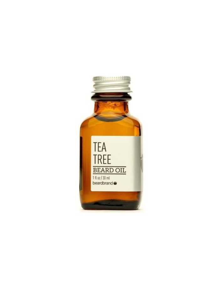 Beardbrand Tea Tree Beard Oil 30ml 2264 Beardbrand Λάδι Γενιών €25.90 -15%€20.89