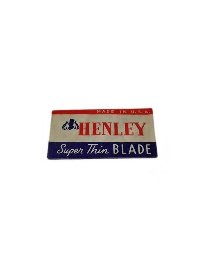 Συλλεκτικά Ξυραφάκια Henley  HairMaker Συλλεκτικά €0.00 €0.00