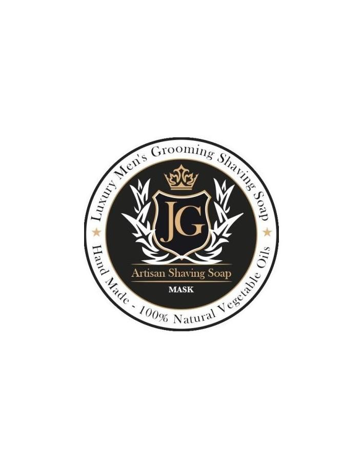 JG Artisan Shaving Soap Mask 120gr 2319 JG Artisan Shaving Soap €13.90 -25%€11.21