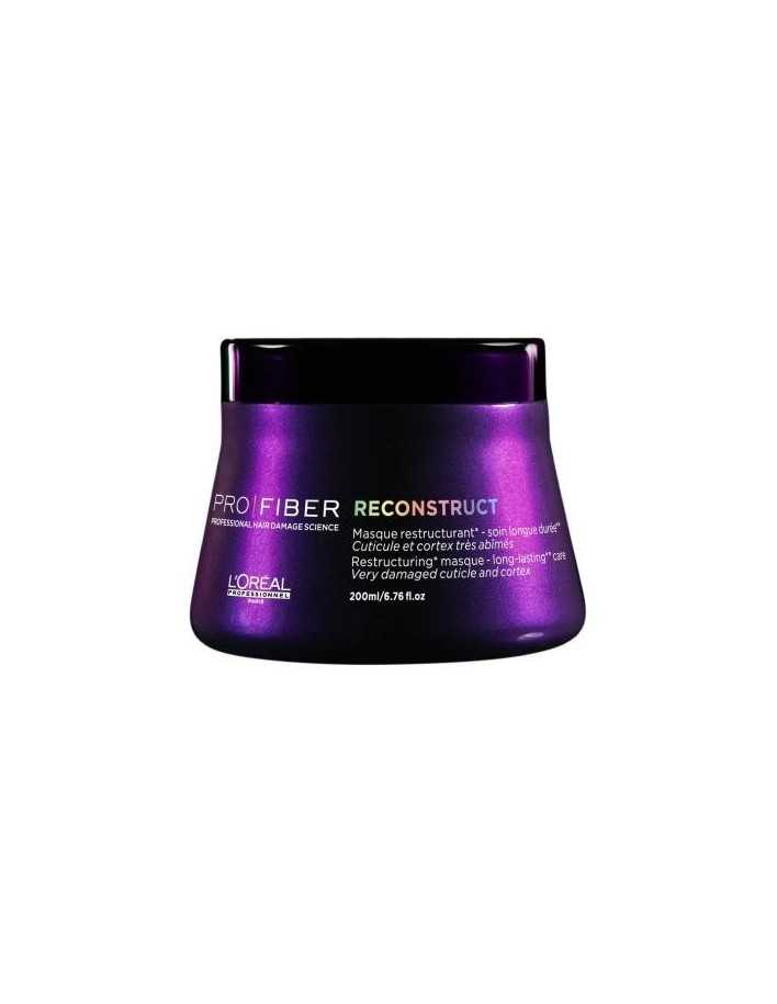 Loreal Professionnel Pro-Fiber Reconstruct Mask 200ml