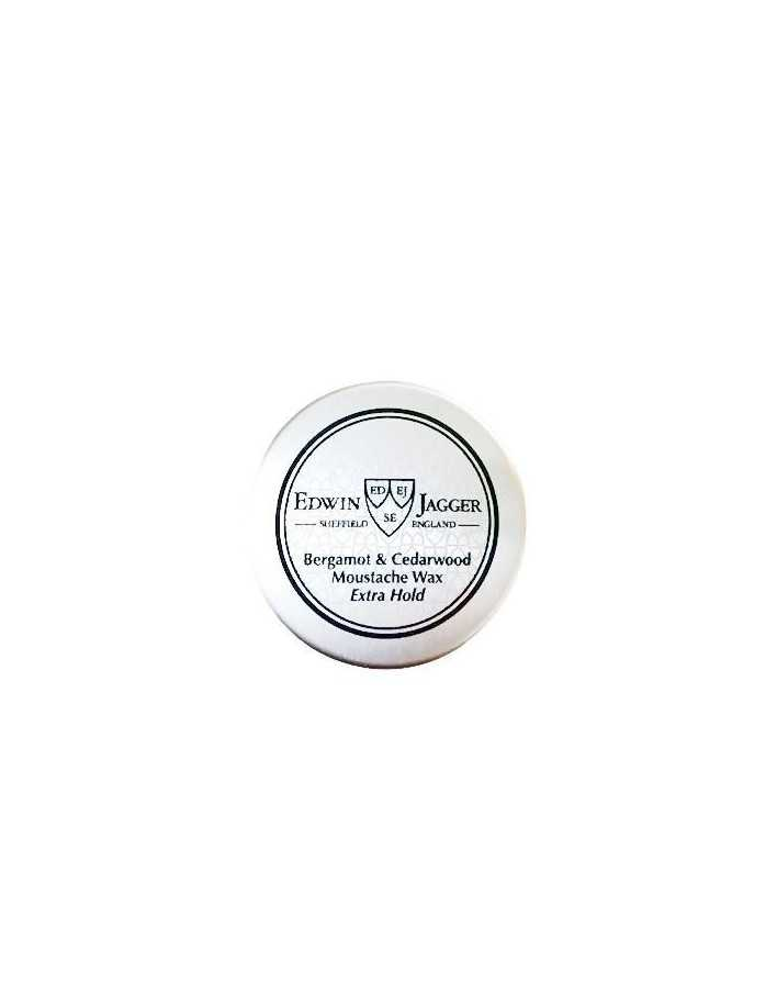 Edwin Jagger moustache wax- Bergamot & Cedarwood Extra Hold 15ml 2438 Edwin Jagger Moustache Wax €12.90 product_reduction_per...