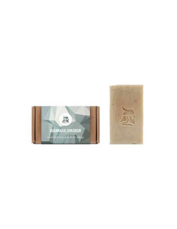 Fit For Vikings Hvannadalshnjúkur Beard and Body Beer Soap 60gr 2524 Fit For Vikings Σαπούνι Γενιών €18.90 €15.24