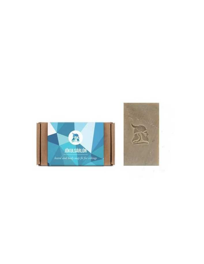 Fit For Vikings Jökulsárlón Beard and Body Beer Soap 60gr 2525 Fit For Vikings Σαπούνι Γενιών €18.90 €15.24