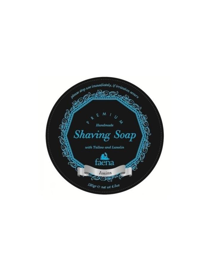 Σαπούνι Ξυρίσματος Tallow Faena Ionian 120gr 2584 Faena Artisan Shaving Soap €17.50 €14.11