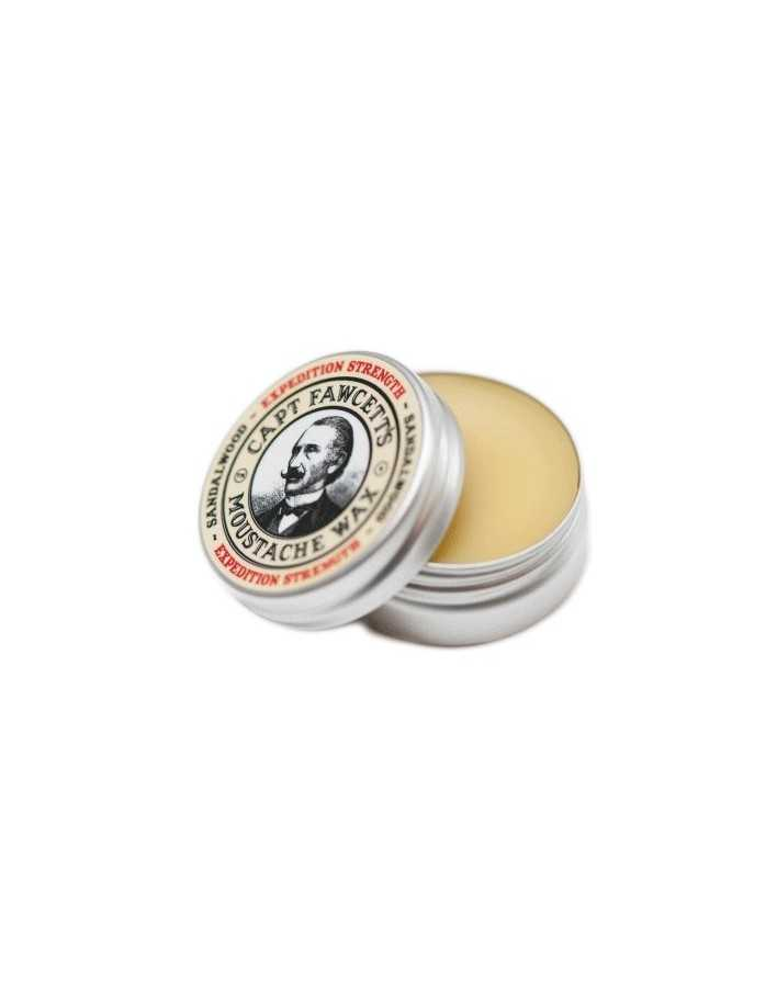 Captain Fawcett Moustache wax Expedition Strength 15gr 1254 Captain Fawcett Moustache Wax €14.20 product_reduction_percent€11.45
