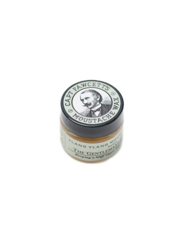 Captain Fawcett Moustache wax Ylang Ylang 15gr 1253 Captain Fawcett Moustache Wax €14.20 product_reduction_percent€11.45