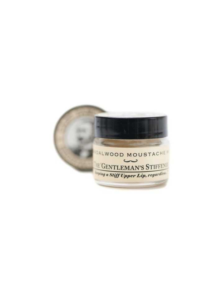 Captain Fawcett Moustache wax Sandalwood 15 ml